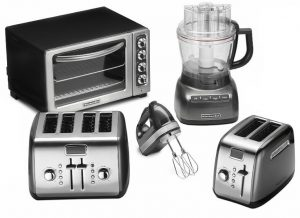 Image of small appliances