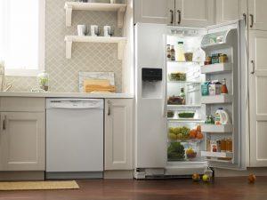 Image of a refrigerator