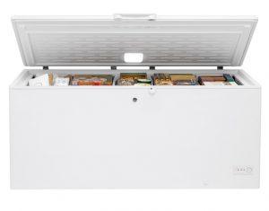 Image of a freezer
