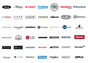 Image of multiple brands