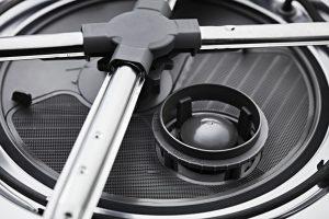 Close up image of a dishwasher