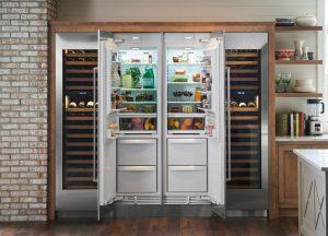 Image of a refrigerator.