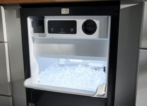 Image of an ice machine.