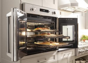 Image of an oven
